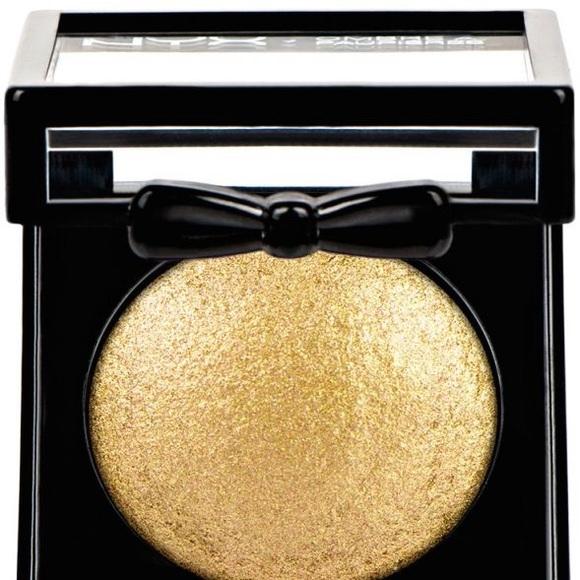 NYX Other - 🥳 3/$15 NYX Baked Eye Shadow - Ghetto Gold